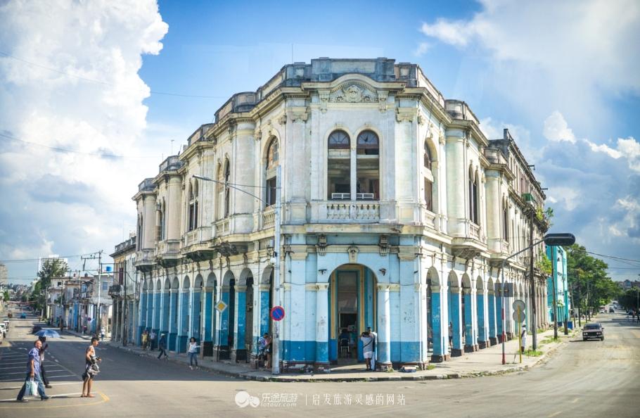 听老人与海的声音——古巴首都哈瓦那