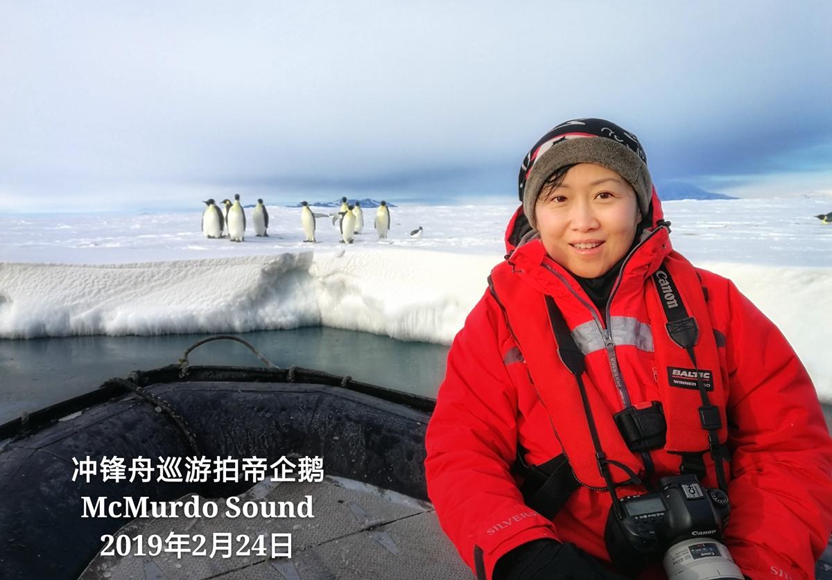 陈婷-著名旅行专栏作家 人文地理生态摄影师