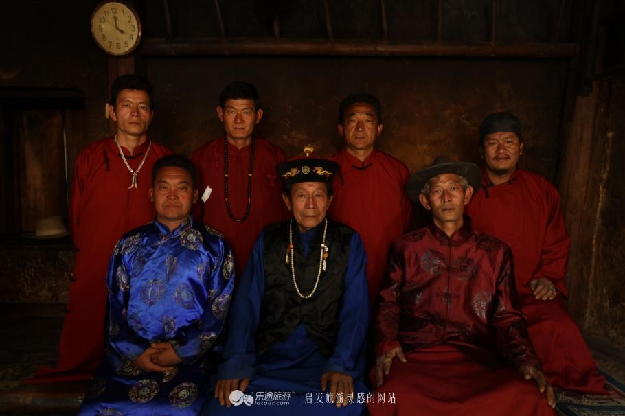 油米村的东巴文化