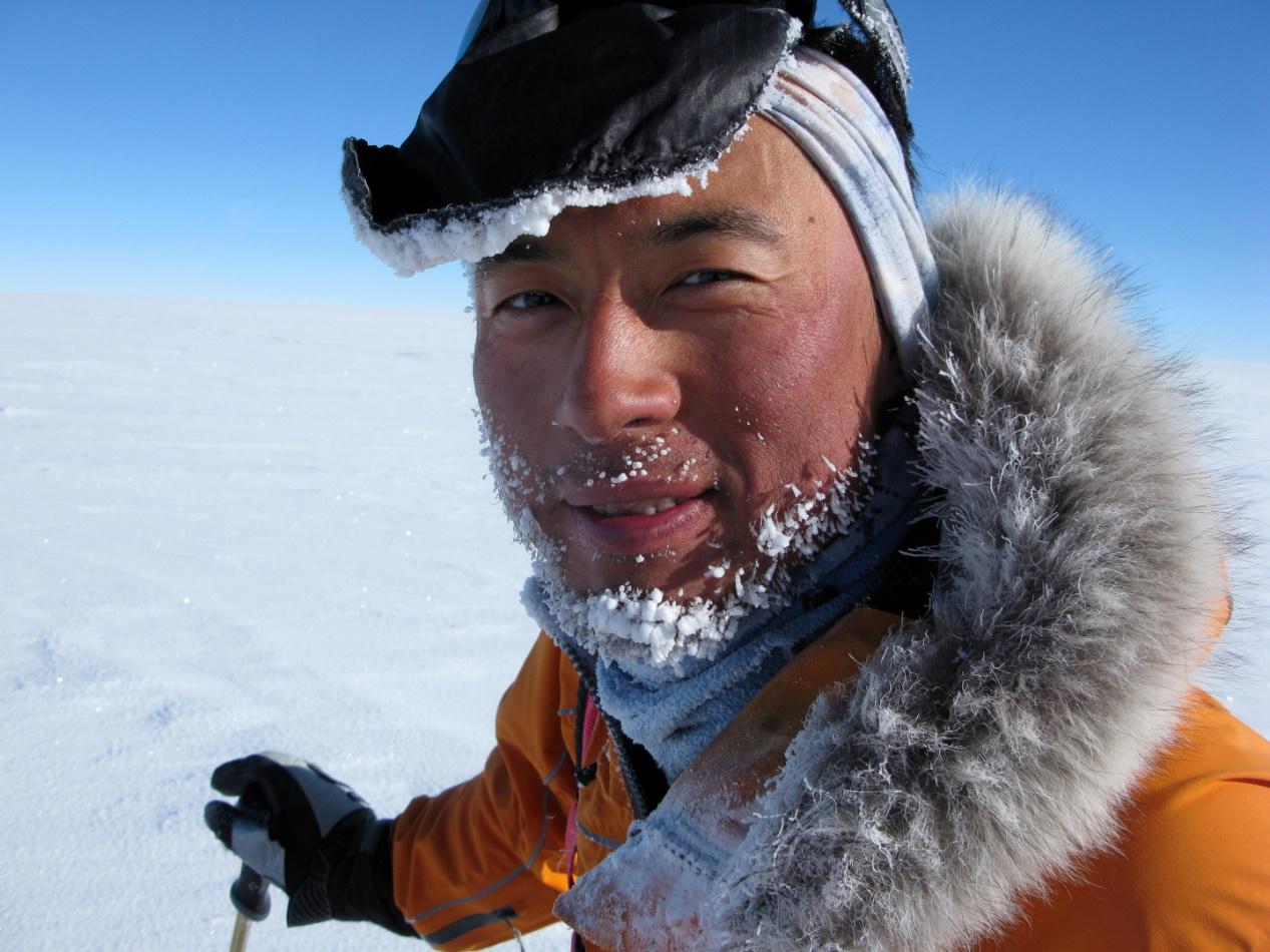 中国探险协会·刘冬生  华人无动力挑战北极第一人今日出征