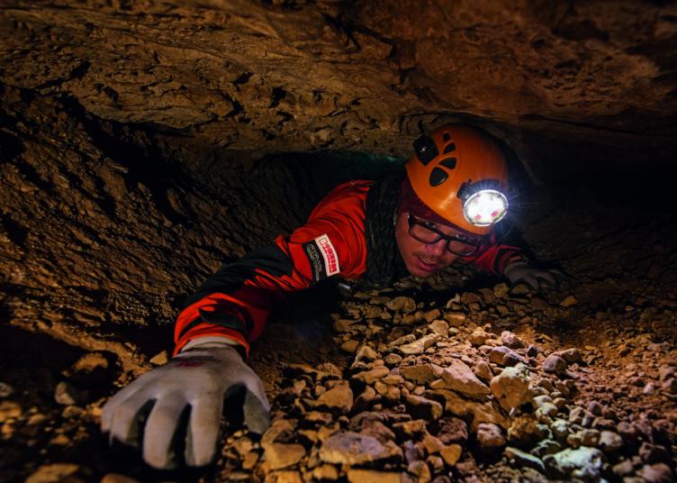 高佳(雨果) - 洞穴探险家