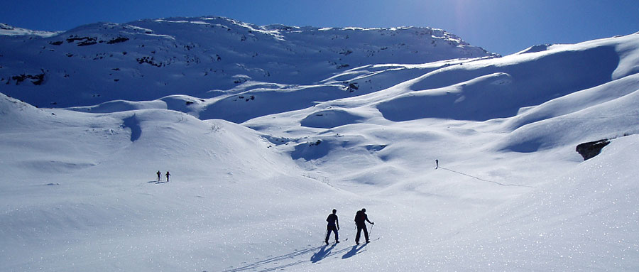 野外探险小百科:古老而新鲜,在越野滑雪中放飞自我