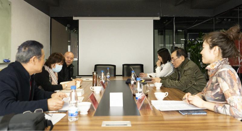 中国探险协会党支部召开2020年度党员组织生活会