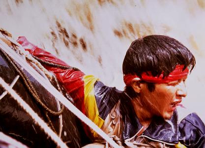 中国探险协会牛人节目:朱磊 描红被淡忘的1987黄河漂流 那些消失在这里的青春都应该被铭记