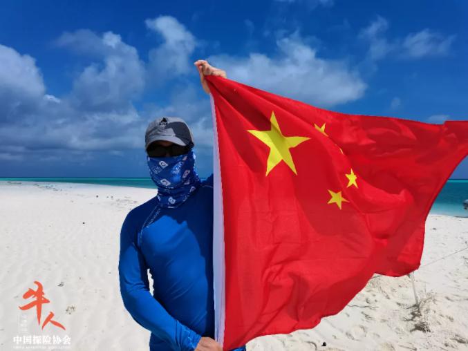 """中国探险协会牛人节目:高明明  不要做生活的""""机器人"""" 去经历风浪,成为更好的自己"""